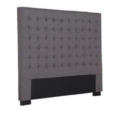 Cilantro Queen Linen Headboard