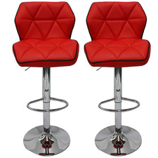 Kip Padded Barstool (Set of 2)