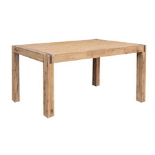 Nowra Acacia Wood Dining Table