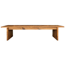 Rustic Cob&Co Dining Bench