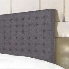Cilantro Queen Linen Headboard