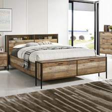 Sunbury Queen Storage Bed