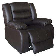 Ipanema Faux Leather Recliner Chair