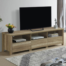 Medium Timber Cecille TV Unit