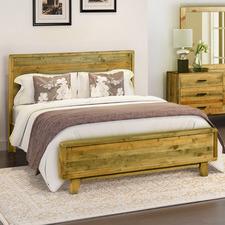 Ridge Pine Wood Bed