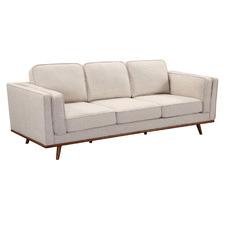 Modern Brooklyn 3 Seater Sofa