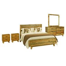 4 Piece Ridge Bedroom Set