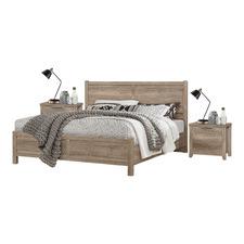 3 Piece Alexa Bedroom Set
