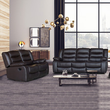 Ipanema 5 Seater Recliner Sofa Set