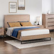 4 Piece Celestial Bedroom Set
