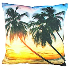 Tahitian Sunset Cushion (Set of 2)