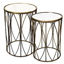 Mallory Side Tables (Set of 2)