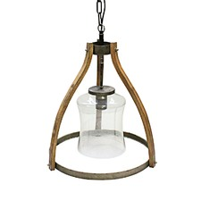 Industrial Bosca Pendant Light