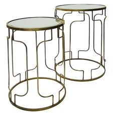 Valencia Side Tables (Set of 2)
