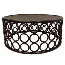 Zoie Bamboo Coffee Table