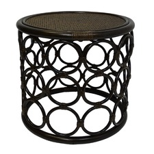 Zoie Bamboo Side Table