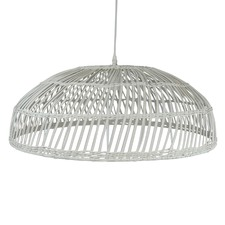 Tora Rattan Pendant Light