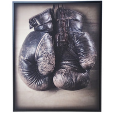 Tyson Framed Canvas Wall Art