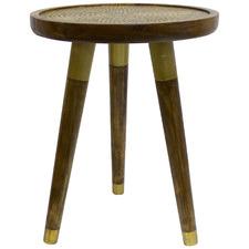 Natural Kipo Side Table