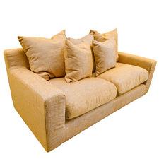 Sunset Orange Morello 2.5 Seater Sofa