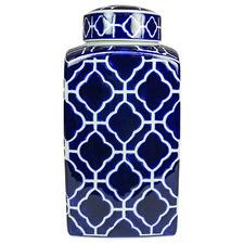 Erised Ceramic Jar