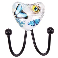 Butterfly Double Wall Hook