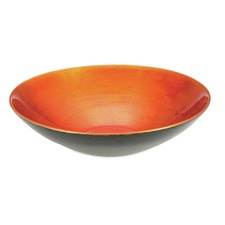 35cm Bowl in Orange