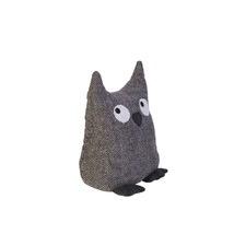 Fabric Owl Door Stopper