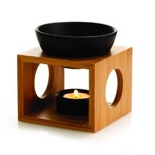 Wood & Ceramic Oil Burner