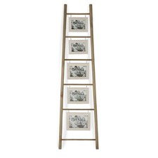 5 Photo Ladder
