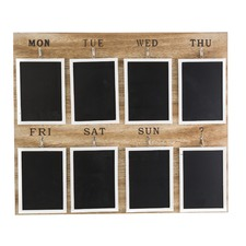 8 Day Memo Blackboard