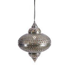 Electrical Hanging Lamp with Wide Shell Shape