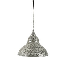 Electrical Hanging Lamp with Half Shell Shape