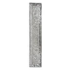 Aluminium Antique Rectangular  Wall Decor Tray