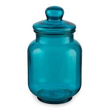 Large Recycled Glass Jar