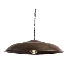 Aircraft Hangar Iron Ceiling Lamp