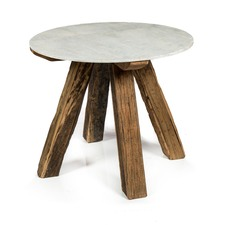 Cape Cod Dining Table with Stone Top