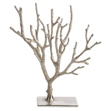 Large Silver Jewellery Tree
