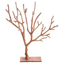 Extra Large Copper Jewellery Tree