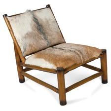 Tokyo Goat Hide Chair
