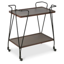 2 Level Drinks Trolley