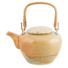 Porcelain Organic Teapot