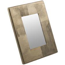 Light Gold Suede Charlton Aluminium Photo Frame