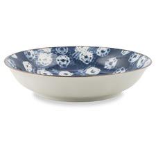 Assorted Set Of 4 Porcelain Shallow Bowl
