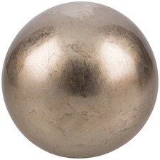 Ceramic Metallic Brass Decorative Ball
