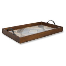 Port Antique Wooden Tray