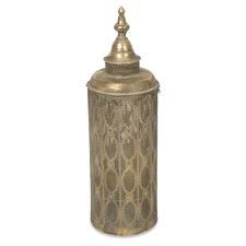 Aladdin Sheza Metal Filigree Floor Lamp