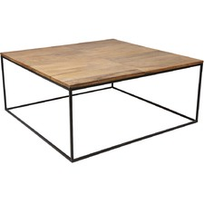 Square Ava Coffee Table