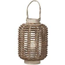 Sisal Lantern Table Lamp
