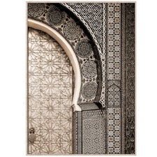 Marrakesh Right Door Canvas Wall Art